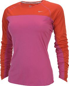 Love running in bright colors! Nike!