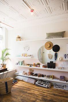 Michelle LeBlanc, Owner Of Shop Mille