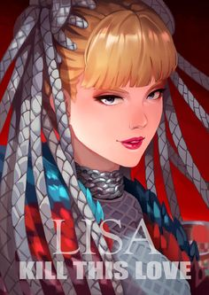 blackPink Quiz Game How Well Do You Know The most popular South Korean girl group BlackPink . Girls Anime, Anime Art Girl, Kpop Girls, Blackpink Lisa, Fan Art, Lisa Blackpink Wallpaper, Korea Wallpaper, Forever Young, Black And White Makeup