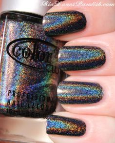Color Club - Beyond (Halo Hues collection 2013)