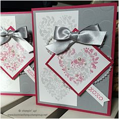 #bloominlove - to send some XOXO's www.bonniestamp.stampinup.net