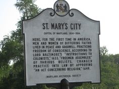 "My American mother's paternal line goes back to Roger Tolle who arrived in St. Mary's County in 1669.  My daughters' paternal line goes to William Reeves in St Mary's County in 1710. ""The school is named for St. Mary's City, the first capital of the State of Maryland"""