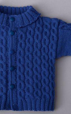 Lana Grossa JACKE Cool Wool Baby  - FILATI INFANTI No. 10 - Modell 60 | FILATI.cc WebShop