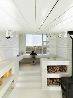 I don't like truth, ...EASTERN design office - The Northernmost House, Source :...