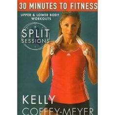 Shop Kelly Coffey-Meyer: 30 Minutes to Fitness: Split Sessions Upper & Lower Body Workouts [DVD] at Best Buy. Find low everyday prices and buy online for delivery or in-store pick-up. Workout Dvds, Workout Videos, Exercise Videos, Work Out Routines Gym, Workout Splits, Fun Workouts, Body Workouts, Reduce Belly Fat, Gym Style