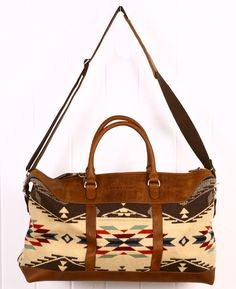 Spirit of the Peoples Weekender bag