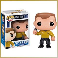 Star Trek Vinyl Figures From Funko Pop