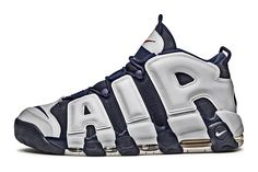 THE MAKING OF THE NIKE AIR MORE UPTEMPO!