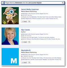#socialmedia #marketing #facebook www.mobloggy.com How to Use Facebook Graph Search to Learn About Your Fans