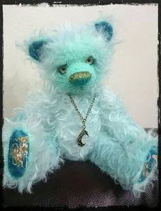 Check out this item in my Etsy shop https://www.etsy.com/uk/listing/560233721/zodiac-mohair-jointed-sitting-artist