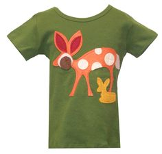 "Decaf Plush ""Doe, A Deer"" Bodysuit or T-Shirt"