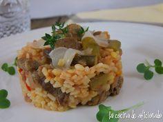 arroz ibérico