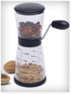Nut Chopper - Kitchen Gadgets - Progressive International. I love mine!