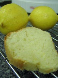 Bizcocho de Limón Especial