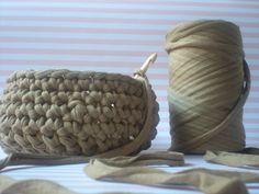 DIY Crochet basket