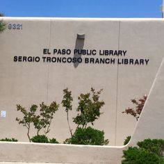 El Paso City Council voted unanimously to rename the Ysleta public library branch after Sergio Troncoso. The official renaming ceremony will be on October 2, 2015.