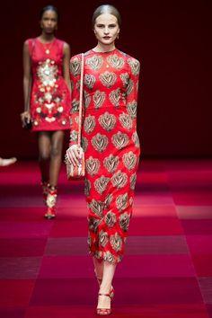 Dolce & Gabbana S/S 2015 RTW | ZsaZsa Bellagio – Like No Other