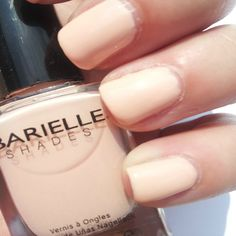 Barielle 'Pillow Talk' for #Fall2013 #Nails #fallfashion #beauty #nailpolish #fallnails @Brooke Martinez Cosmetics