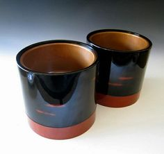 Japanese lacquer hibachi at www.Jcollector.com