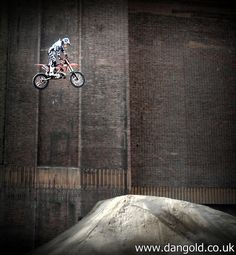Red Bull X-Fighters in London.