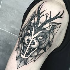 Fresh WTFDotworkTattoo Find Fresh from the Web #wolftattoo #geometricwolf #geometricwolftattoo #angrywolftattoo #dotwork #blackwork #blackworkers #blacktattooart #blacktattooartist #tattooart #blxckink #btattooing #blackink #tatt #ink #tattoo #zmierzlokitattoo monika_malewska WTFDotWorkTattoo