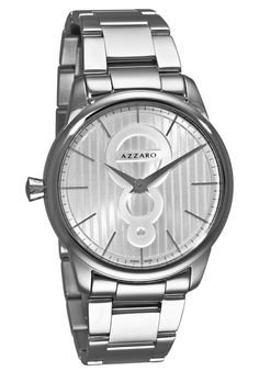 Price:$239.00 #watches Azzaro AZ2060.12SM.000, Azzaro watches are designed in the purest Swiss Watch-making tradition with a blend of charm and seduction. The watches recapture the spirit of Loris Azzaro, for whom audacity had to go hand in hand with precision.