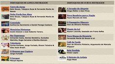 """São centenas deles, desde clássicos do cinema nacional como """"O Bandido Da Luz Vermelha"""" até os roteiros mais modernos como """"Amarelo Manga"""", """"O Céu de Suely"""", """"Chega de Saudade"""", """"Estômago"""" e """"O Invasor"""". Leia os nossos posts dedicados aos Clássicos do Cinema em http://mundodecinema.com/category/classicos-do-cinema/"""