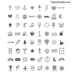 Free Finger Tattoos Best in 2016 #tattoosforwomensmall
