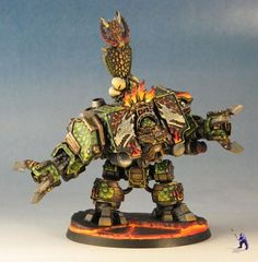 Forge World Salamanders Dreadnought
