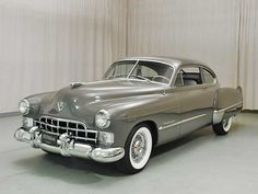 1948 Cadillac Series 61 Drivers Side Front View