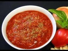 Салат из свежих помидоров на зиму