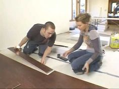 Simple Floors Heritage Woodcraft's Vintage Couture Hand-scraped Flooring was featured and installed in DIY's Sweat Equity show. Homeowner chose the Lapacho E. Engineered Hardwood Flooring, Hardwood Floors, Diy Network, Vintage Couture, Home Deco, Wood Crafts, New Homes, House Ideas, Simple