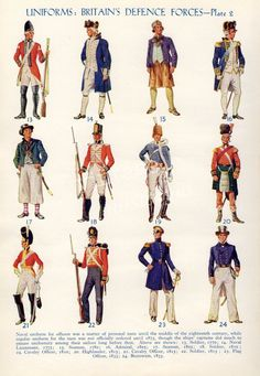 Vintage uniforms print history military uniforms boy bedroom decor military decor via Etsy