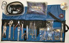 Necessary Motorcycle Tool Kits