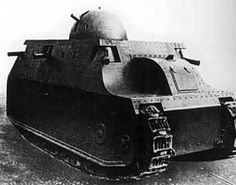 Fiat2000. Mounting a turreted main gun and seven machine guns, the Fiat 2000 was Italy's first indigenous tank design and, some think, the best heavy tank design of WWI.  Production, however, came too late for combat in the Great War, and only six were produced.  They saw service fighting guerrillas in Libya in 1919, where they proved too slow to keep up with combat troops.