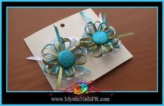 #Toddler #Girl #Bows by Jennifer Perez {♥}  #lazos