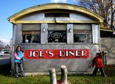 Joe's Diner Taunton, MA