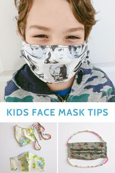 Not sure which fabric DIY face mask sewing pattern to help to make for kids? Read this post with techniques to sew youngsters masks for non-medical make use of. Includes face mask sewing styles with filter pockets and optional nose wire. #homemadefacemasksoily #homemadefacemasksformen #homemadefacemasksforteens #homemadefacemasksforpores #homemadefacemasksforacne #homemadefacemasksforblackheads Sewing Patterns For Kids, Sewing For Kids, Diy For Kids, Best Masks, Best Face Mask, Face Face, Diy Face Mask, Face Masks For Kids, Mascaras