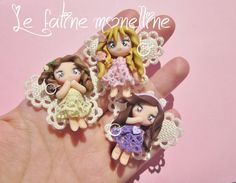 deviantART: More Like Polymer Clay Candy Cane Chibi by ~Fluffybunnycharms