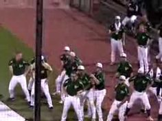 Baseball Dance Off USF vs Uconn - seen on pardon the interruption pt  This had me crackin up! Must watch