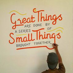 """Check out my @Behance project: """"Hand Lettering Mural for Akvo Office"""" https://www.behance.net/gallery/53218963/Hand-Lettering-Mural-for-Akvo-Office"""