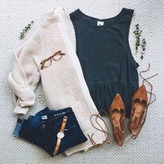 fall outfit idea #fall #outfits