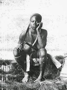 Las Amazonas de Dahomey, el temible ejército de mujeres soldado