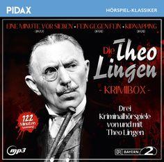 Die Theo Lingen Krimibox