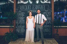 Casamento Rústico Colorido – Raquel