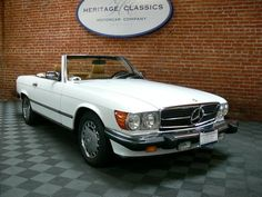 1989 Mercedes-Benz 560 SL Convertible