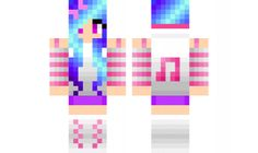 minecraft skin Fixed-Music-Lover Find it with our new Android Minecraft Skins App: https://play.google.com/store/apps/details?id=the.gecko.girlskins