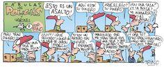 Fábulas de policías y ladrones. 04/02/2015