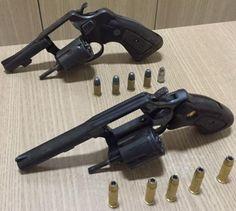 Polícia civil de Ananindeua pá eu prende dois homens acusados de homicídio, tráfico de drogas e porte ilegal de arma | Blog do Waldemir Santos