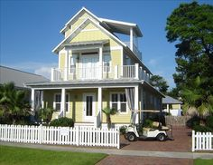 Crystal Beach House Rental: Luxurious 6br Beach House With Private Pool/spa, Golf Cart, Close To Beach | HomeAway